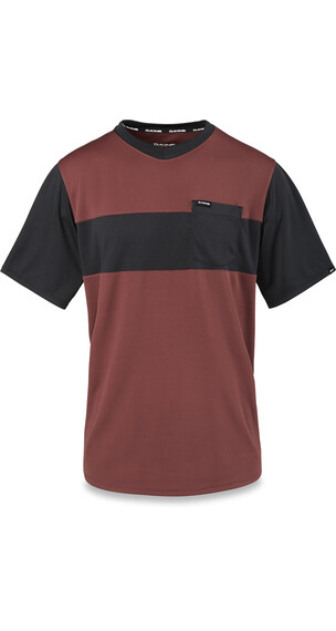 Dakine Vectra S/S Jersey Men Andorra/Black